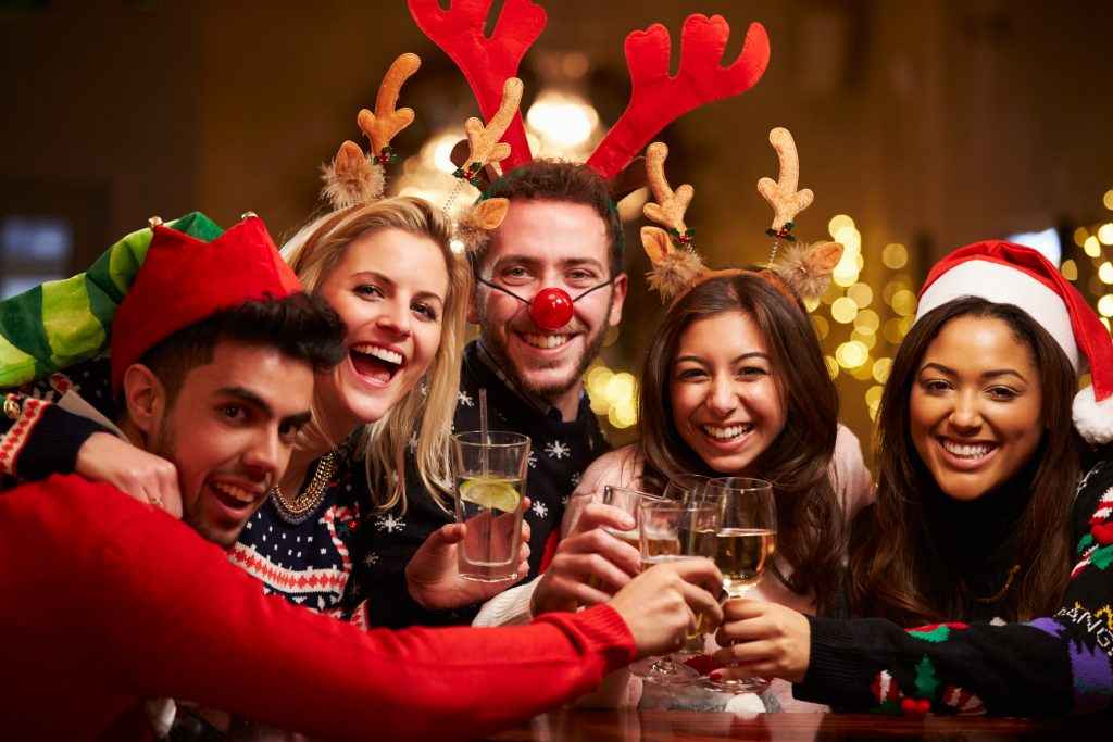 Christmas Fringe Activities that bonds everybody!